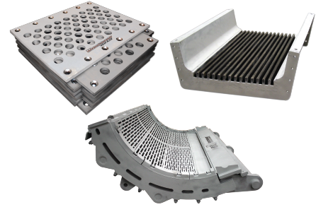 Crusher and Breaker Plates